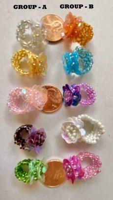 little girl ring